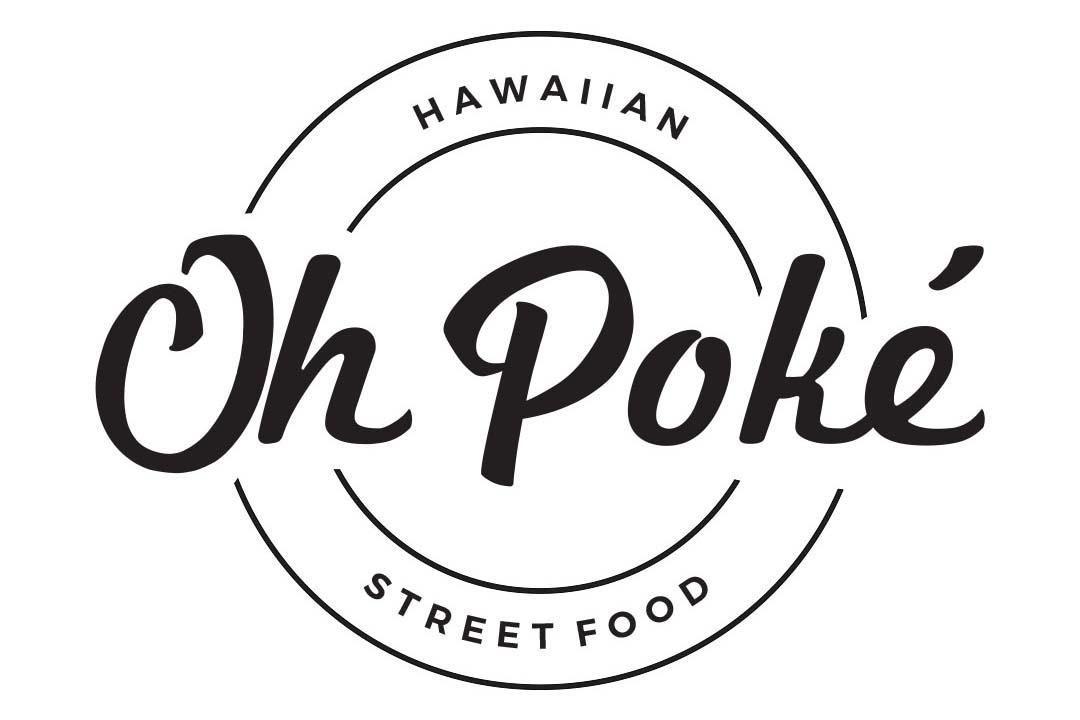 Logotyp för Oh Poke
